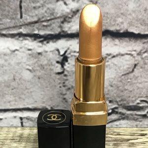 "Chanel VTG full size lipstick ""Gold"" Rare"